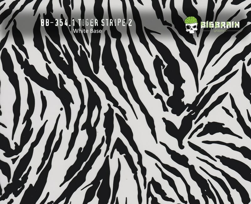 Tiger stripe pattern black and white - Tiger stripes black and white ...